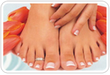 Spa Pedicure, Deluxe Spa Pedicure