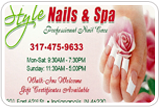 Style Nails & Spa - IN 46220